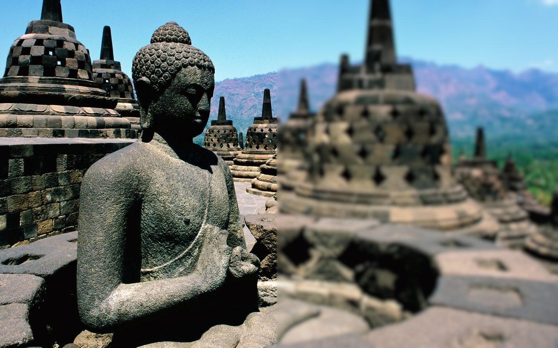 Cultura-indonesia-blur