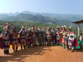 Baile de la Conquista – Guatemala