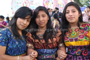 Guatemalan Girls